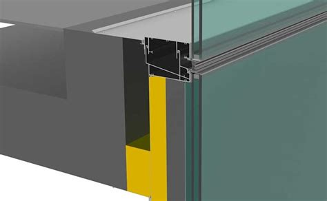 Unitized Curtain Wall Design by Unitized Curtain Wall Cladtech International