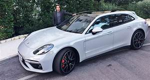 Porsche Panamera Break : essai de la porsche panamera sport turismo le break de chasse par excellence ~ Gottalentnigeria.com Avis de Voitures