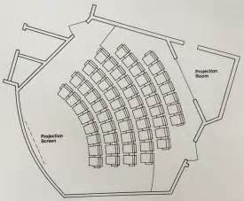 this auditorium seating layout and dimensions will give