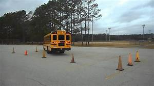 54  Skills  U2013 Parallel Parking    Driver Side  U2013 Class B Cdl
