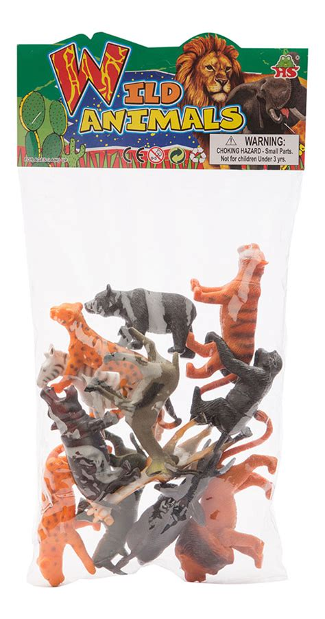 mainan animal 12 pcs buy assorted animals 12pc hb9925 12 in india