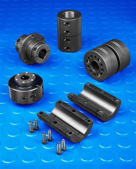 specialty rigid shaft couplings  stafford manufacturing perform special design functions