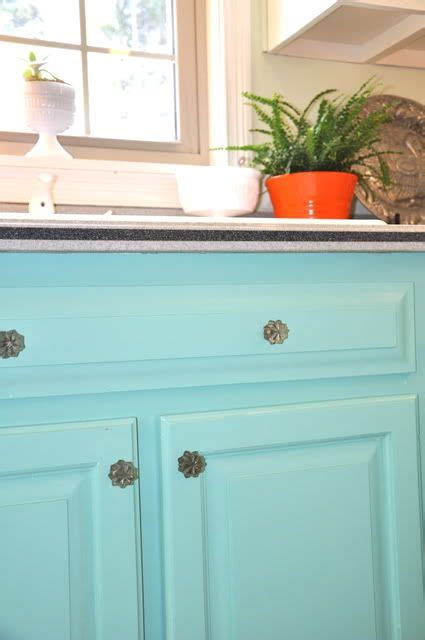 turquoise painted kitchen cabinets 1000 ideas about turquoise kitchen cabinets on 6400
