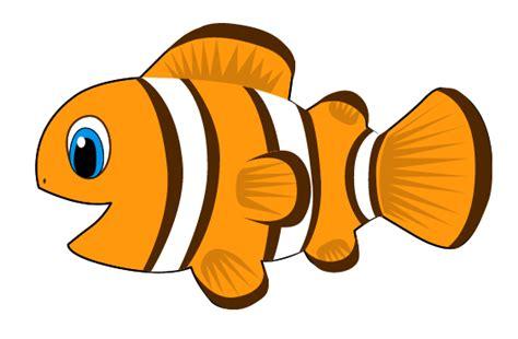 Simple Cartoon Fish