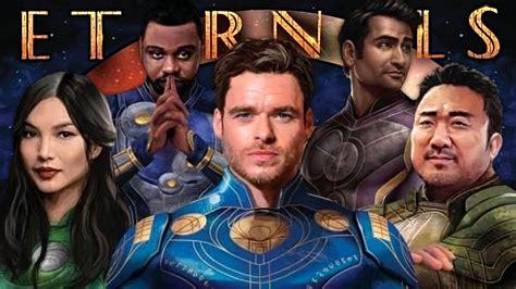 Marvel's Eternals Costumes Leaked Via Calendar - MCU ...