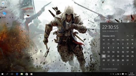 assassins creed  theme  windows    save