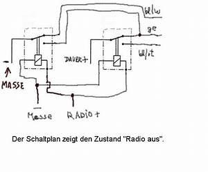 Anschlu U00df Automatikantennen Bzw  Kabelbaum