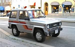 Daihatsu Rocky History  Photos On Better Parts Ltd