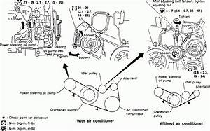 1998 Nissan Maxima Engine Diagram