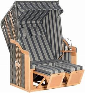 Sunny Smart Strandkorb : sunny smart strandkorb rustikal 50 plus 1175 bxtxh 120x80x160 cm anthrazit online kaufen otto ~ Watch28wear.com Haus und Dekorationen