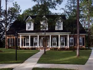 southern house plans heath springs plantation home plan 024d 0056 house plans and more
