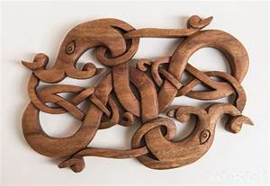 Deko Holz Wand : wand deko symar wikinger drachen aus holz h 2 5 b 31 t 20 mittelalterliche holzbilder ~ Eleganceandgraceweddings.com Haus und Dekorationen