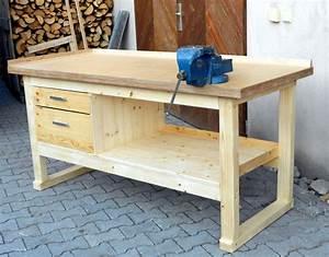 Werkbank Aus Holz : werkb nke ~ Watch28wear.com Haus und Dekorationen