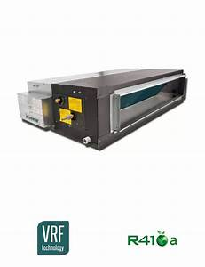 Vrf Ducted Fan Coil  U2013 Innovair Corporation
