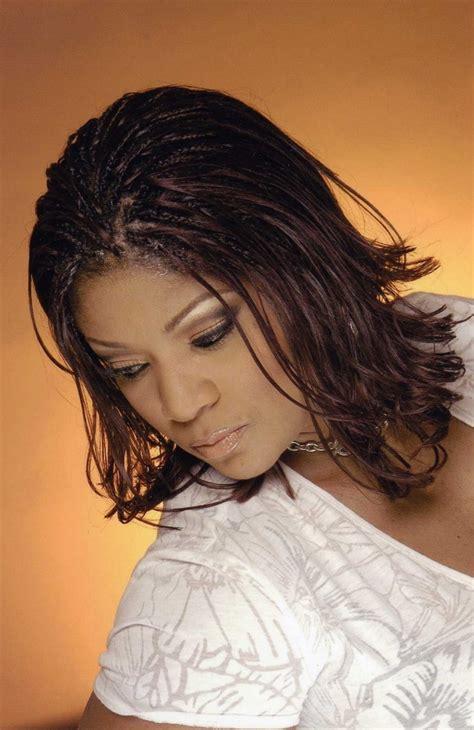 braid hairstyles for black women short haircuts 2013