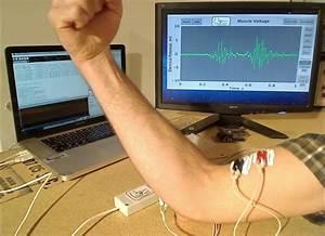 Open Source EMG Biosensor Coming to a Muscle Near You Make: