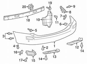 Genuine Toyota Rav4 Reinforced Bracket 52016