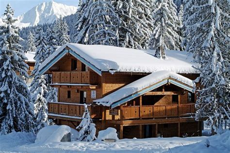 i ski co uk chalet cote coeur la tania
