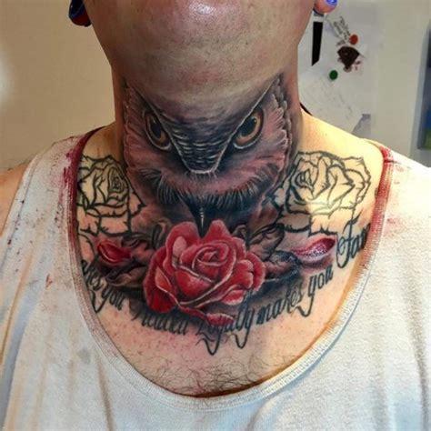 Signification Hibou Tatouage 100 Tatouages Chouette Et Hibou Et Leur Signification