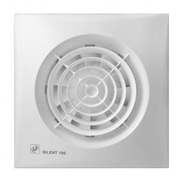Bathroom Fan Der by Silent 100 Chz 12v 50 Re S P S P