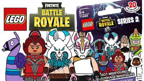 Lego Fortnite Battle Royale Minifigures Series 2