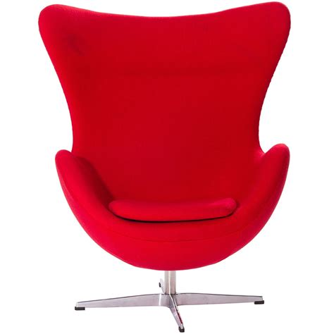 Stuhl Arne Jacobsen by Arne Jacobsen Egg Chair Wool