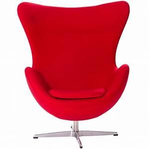 Egg Chair Arne Jacobsen : arne jacobsen egg chair wool ~ A.2002-acura-tl-radio.info Haus und Dekorationen