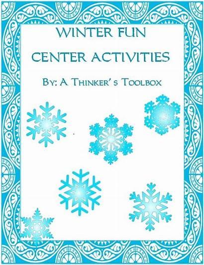 Winter Activities Fun Teacherspayteachers