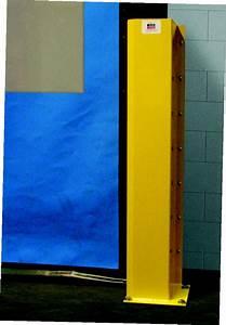 Pharmaceutical Rep Door Track Protection Upgrades Rite Hite