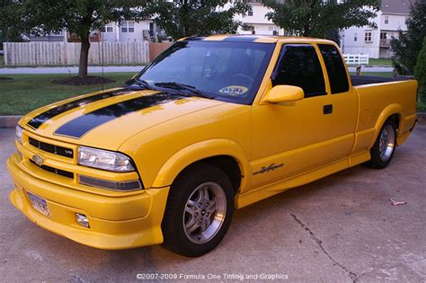 Chevy S10 Xtreme Truck by 2003 Chevy S10 Xtreme Edition Gotshade