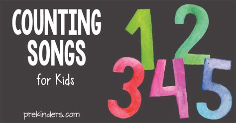 Counting Songs For Kids