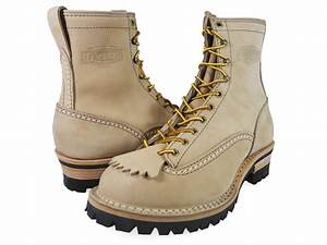Cloud Shoe Company Wesco Wesco Custom Jobmaster BURLAP