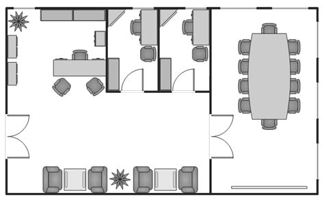 office layout plans small office design floor plans