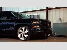 Smooth Silverado gets Texassized wheels ChevyTV