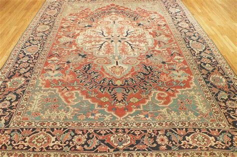 safavieh vintage rug collection rug ant124788 serapi antique area rugs by safavieh
