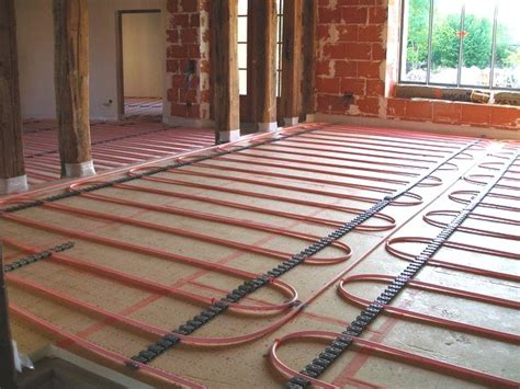 r 233 novation chauffage plancher chauffant
