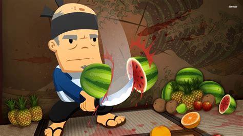 fruit ninja wallpaper game wallpapers