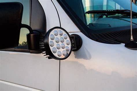 Off-road Led Work Light/led Driving Light W/ Push-button