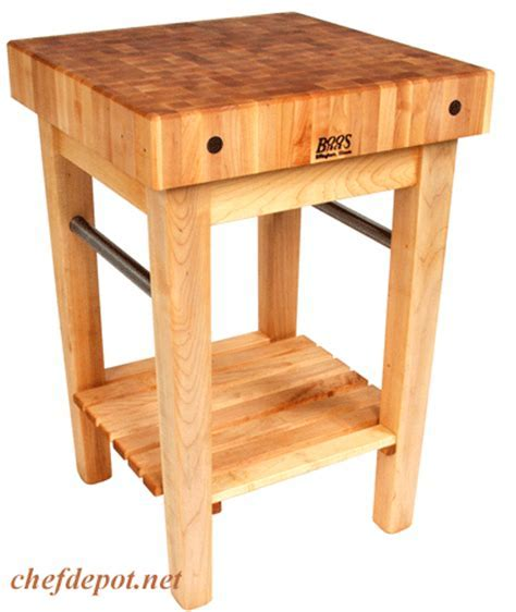 John Boos company, John Boos butcher block, Butcher Blocks