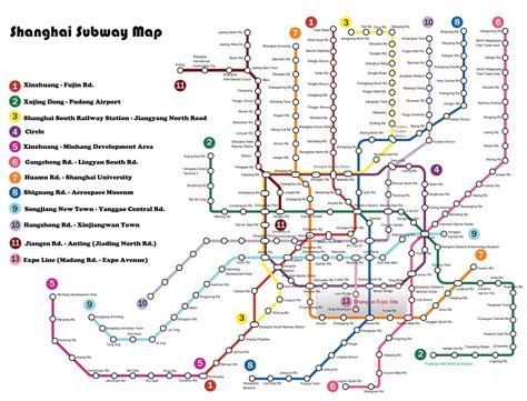 China Subway Maps, Beijing Subway Map, Shanghai Subway Map