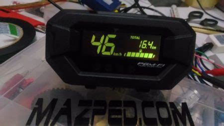 wiring diagram pin out speedometer beat mazpedia