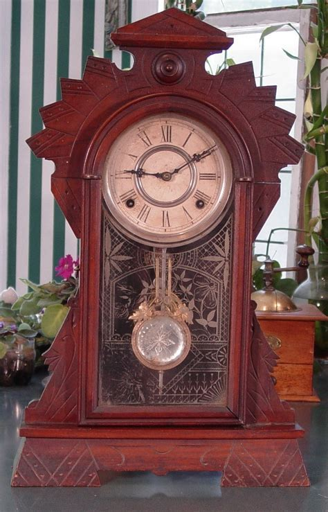70 best images about Grandfather clocks & Mantle on