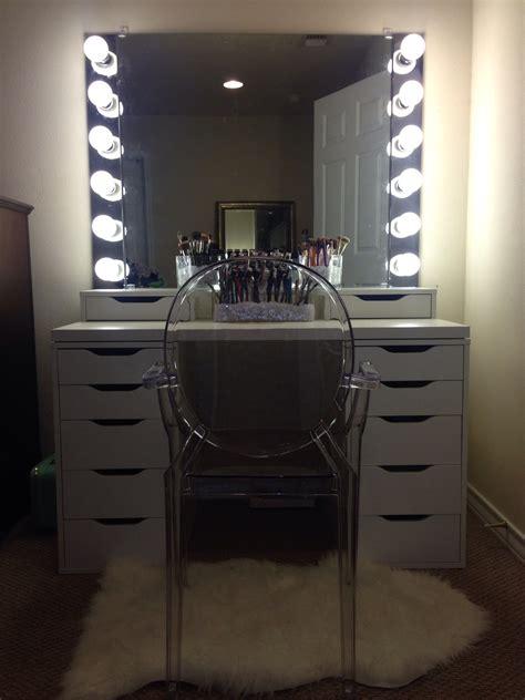 diy ikea vanity with lights ikea vanity vanities and lights
