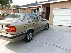 Sell Used 1993 Volvo 850 Glt Sedan 4