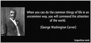 George Washington Carver's quotes, famous and not much ...