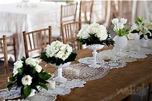 Vintage Tischlufer Fr Hochzeit Mieten Weddstyle