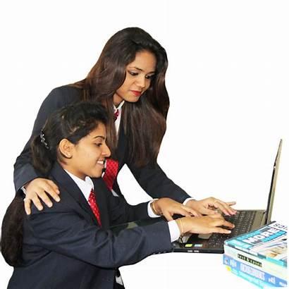 Student Computer Education Bosco Don Institute Bangalore