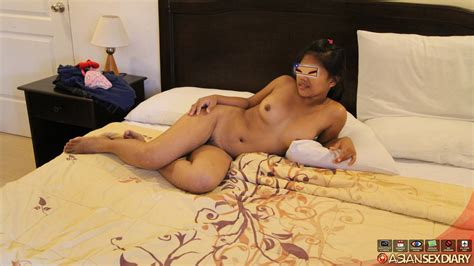 Asian Sex Diary Timid Filipina Milf Gets Fucked By White D