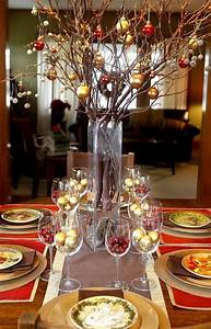 50 Christmas Table Decoration Ideas Settings And