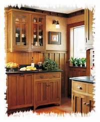 arts and crafts kitchen Arts and Crafts Kitchen Design Ideas That You Can Use : Handy Home Design